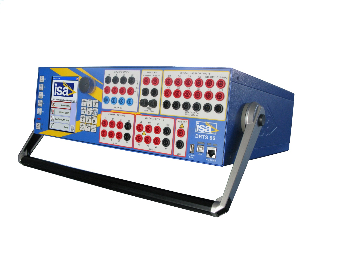 Protection Relay Test Progusa Electrical Testing Kit Single Phase Hi Current Tester Model T1000plus From Isa Can Be Called The Engineers Toolbox As It Is A Powerful Max 200a Source